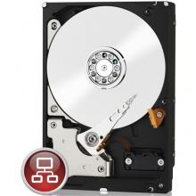 HDD 3TB WD (Red) - WD30EFRX Sata 3